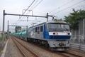 EF210-117号機牽引8079列車