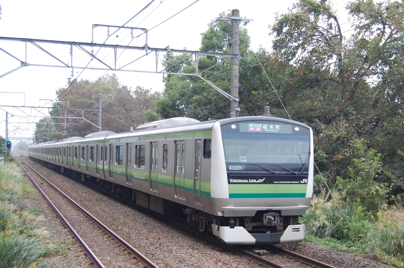 E233系クラH004編成