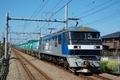 EF210-116号機牽引8460列車