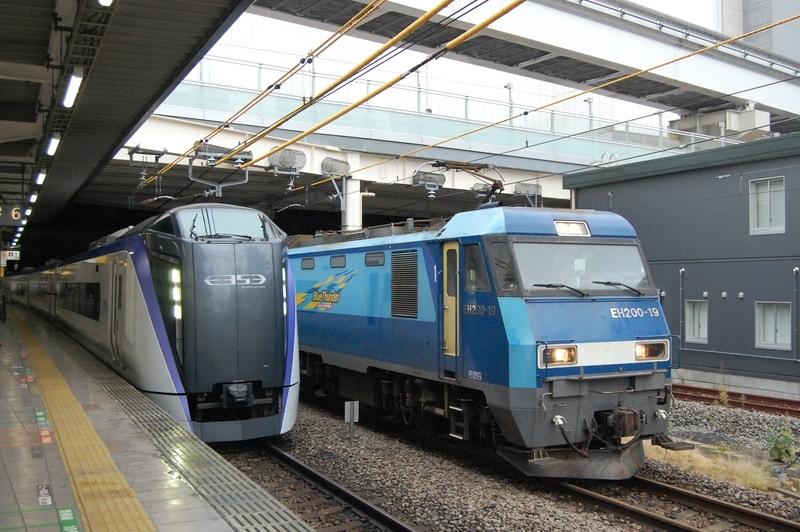 於立川車站
