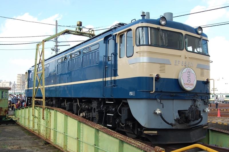 EF65 501号機