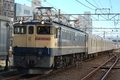 EF65 2074号機牽引福島交通1000系