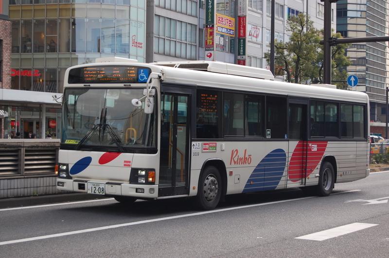 臨港バス3039号車