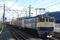 EF65 2101号機牽引77列車