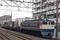 EF65 1105号機牽引9585列車