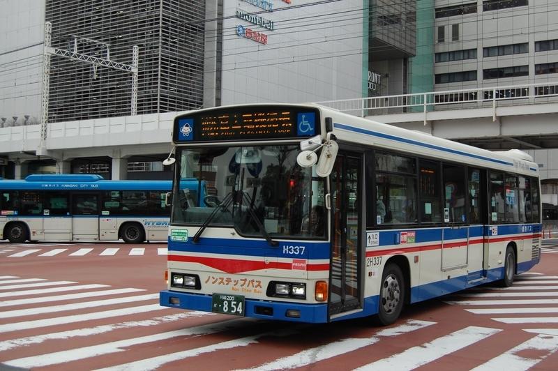 臨港バスH337号車