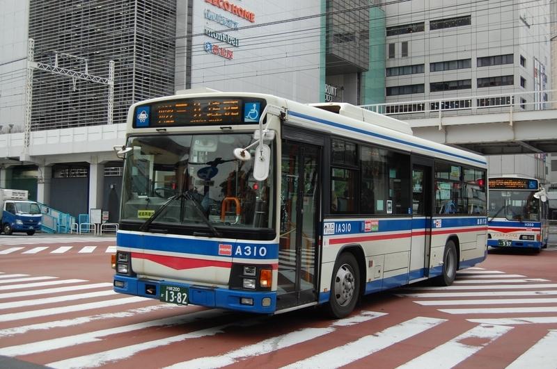 臨港バスA310号車