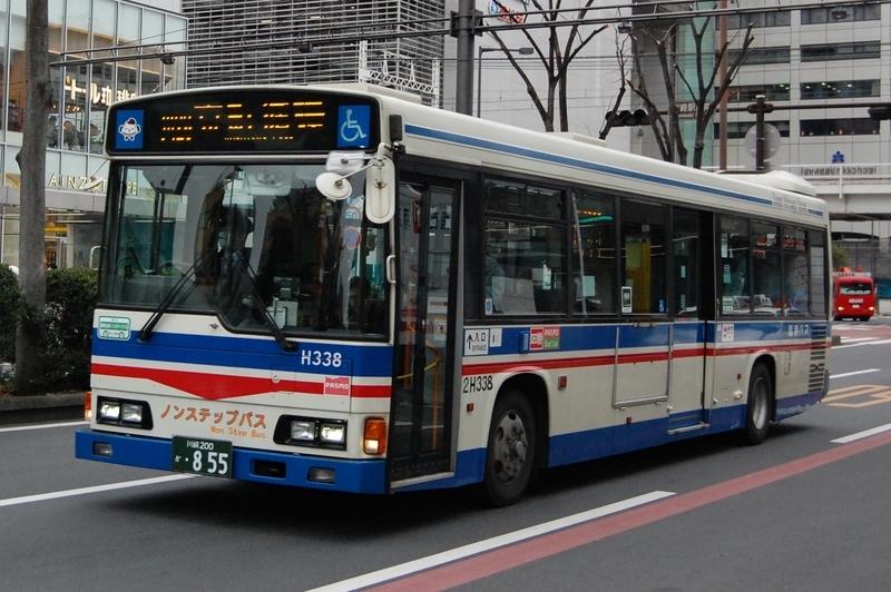 臨港バスH338号車