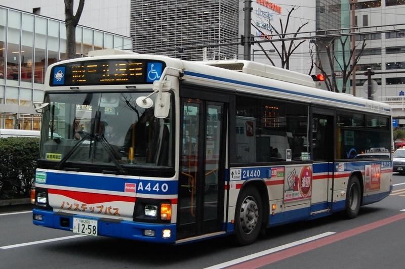 臨港バスA440号車