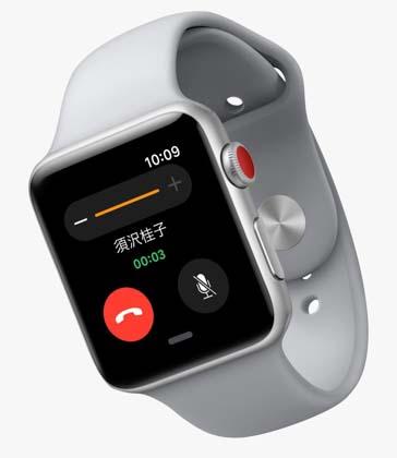 Apple Watch 3 外観