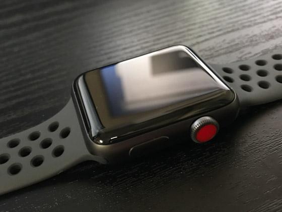 Apple Watch 3 デジタルクラウン
