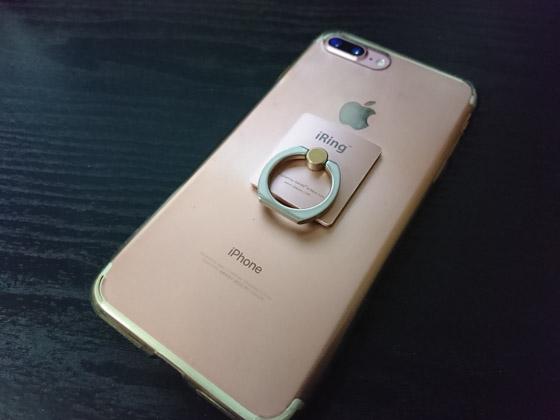 iPhone 7 Plus ローズゴールド
