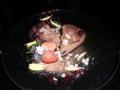 Tofu Berry Cake