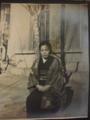 祖母記念写真