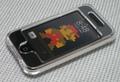 [iPhone] TUNEWEARのクリアケースつけてみた。分厚いのでぼってり。