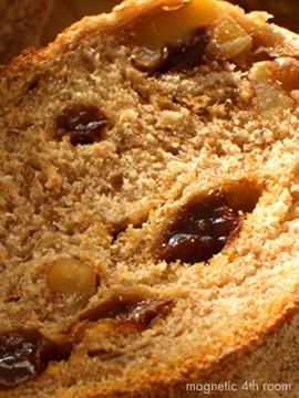 ぶどうとくるみのパン01