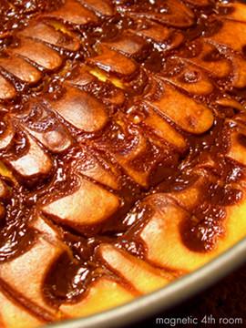キャラメルチーズケーキ01