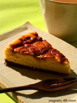 キャラメルチーズケーキ02