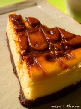 キャラメルチーズケーキ03