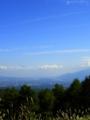 [くちぶえ][旅][Haiku]観音平にて 富士山を臨む