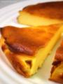 [お菓子]ベイクドチーズケーキ