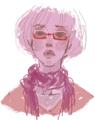 [イラスト][Haiku]はてなハイカーさん、女装っ男のイラスト欲しい!