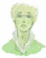 [イラスト][Haiku]はてなハイカーさん、眼鏡っ男のイラスト欲しい!