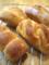 バタートップ、くるみ、三つ山、シュガーツイスト