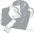 [イラスト][Haiku]2012年だから2012枚のめがねっ娘の絵を描くよ