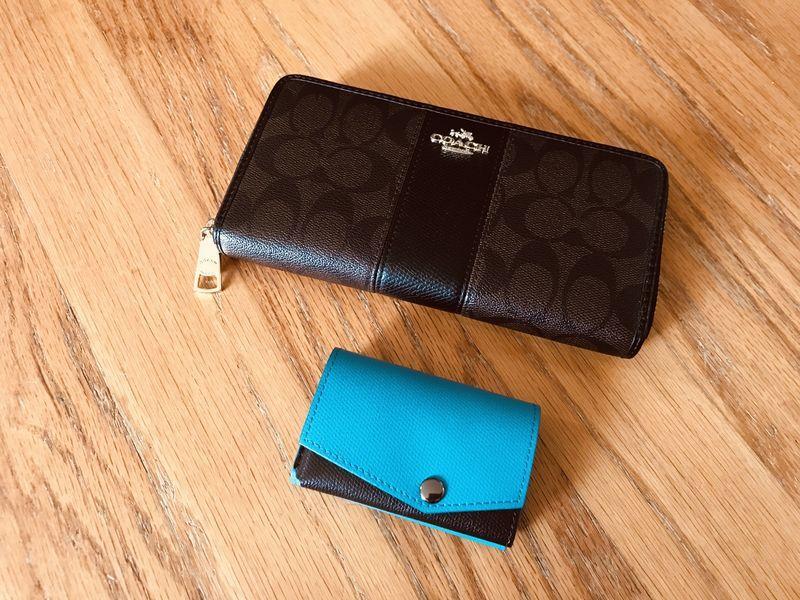 abrAsus アブラサス 小さい財布 長財布