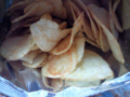 [食][コイケヤ][ポテトチップス]焼きまんじゅう味