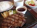 [食][食べ放題][ファミレス][ガスト]ステーキガスト 肩ロースステーキ150g