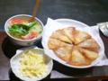 [食][KANSAI]マンジャモンジャピッツァ
