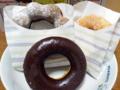 [食][ミスタードーナツ][ミスド]米粉ドーナツとポン・デ・リング