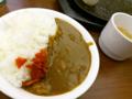 [食][食べ放題][けん]カレー