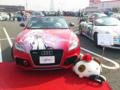 [痛車][痛スタ]Audi TT RS Roadster × ましろ色シンフォニー