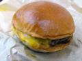 [食][ロッテリア]絶品チーズバーガー