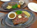 [食][食べ放題][けん]プレミアムけんステーキ