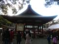 武蔵一宮 氷川神社 舞殿