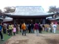 武蔵一宮 氷川神社 拝殿