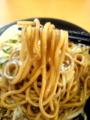 [食][ラーメン][景勝軒]景勝軒 粗挽きまぜ麺