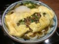 [食][うどん][丸亀製麺]丸亀製麺 だし玉肉うどん