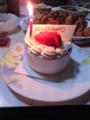 [食][誕生日][ケーキ]バースデーケーキ
