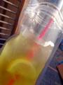 [前橋][七夕][祭り][食]第65回 前橋七夕まつり レモン・スカッシュ