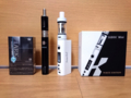[Vape][電子タバコ][MOD]KangerTech 「EMOW」・「SUBOX Mini」