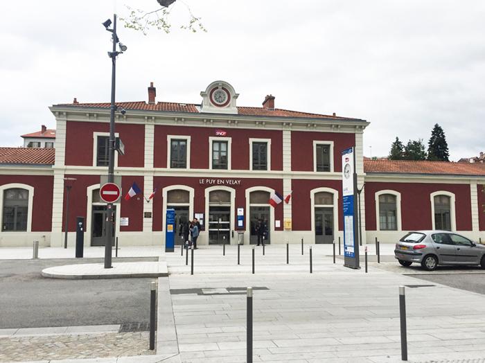 ル・ピュイ・アン・ヴレ駅