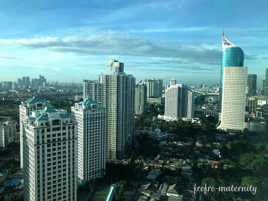 ジャカルタの風景写真