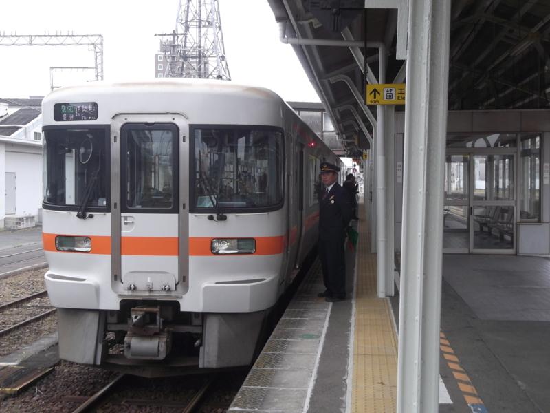 キハ25形1000番台 ワンマン普通 伊勢奥津行き(M4・キハ25-1112)