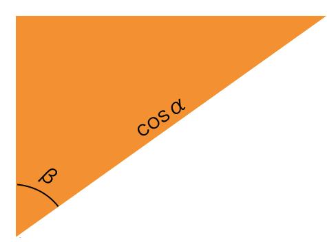 左上の三角形だけをわかりやすいように取り出す