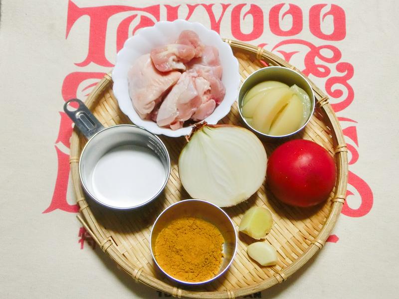 【桃カレー】なんと「桃」を材料にしてしまう絶品カレーのつくりかた【東京カリ〜番長】